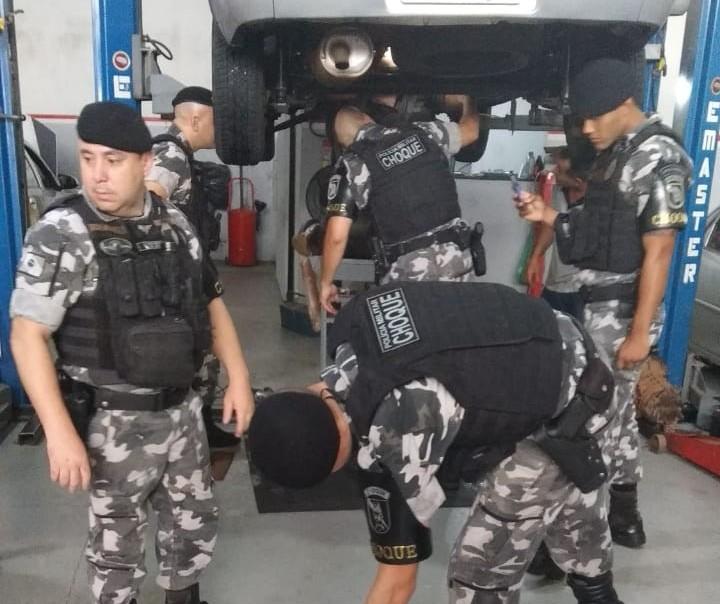 PM apreende 74 Kg de pasta base de cocaína em abordagem de patrulha