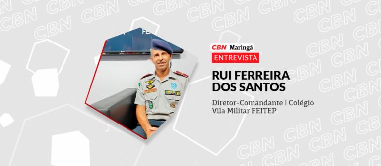 Colégio Vila Militar tem a mesma metodologia de ensino dos colégios militares