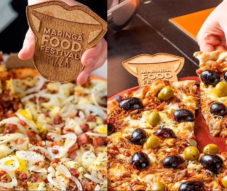 Festival escolhe a melhor pizza de Maringá