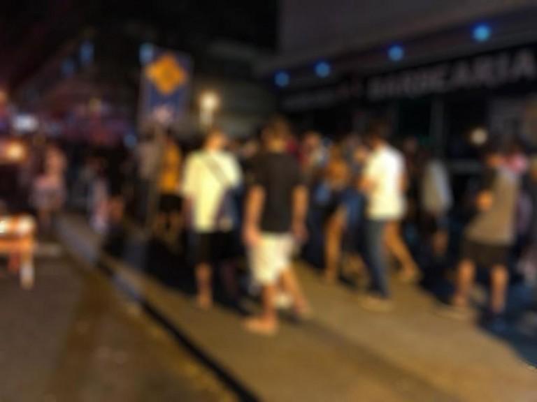 Fiscalização flagra aglomeração de jovens na Zona 7 em Maringá