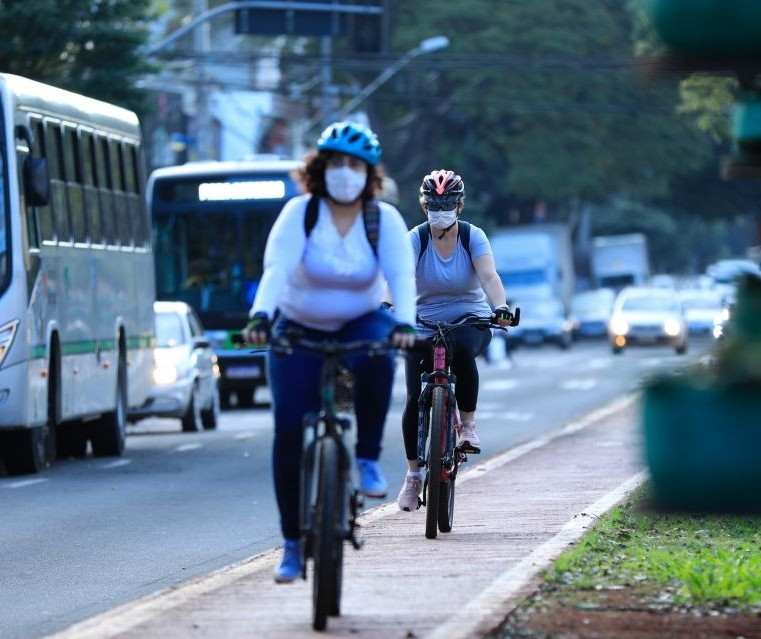 Bicicletas devem se multiplicar, mas transporte coletivo não tem a mesma tendência