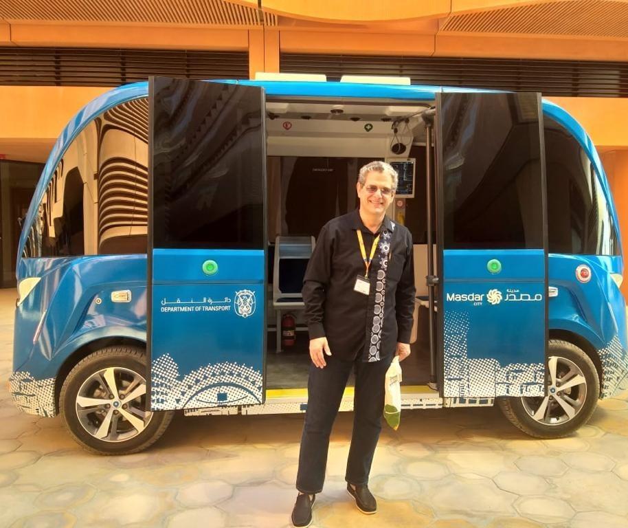 Inteligência artificial e mobilidade urbana