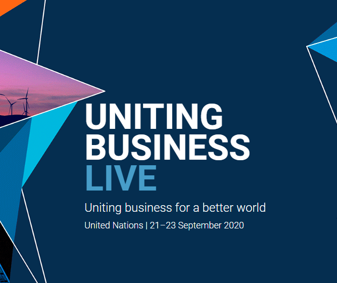 Série de debates Uniting Business LIVE