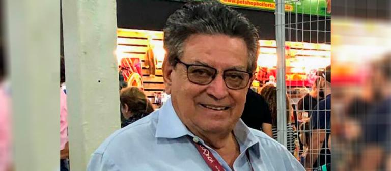 João Carvalho Pinto, ex-presidente da Sociedade Rural de Maringá, morre por complicações da Covid-19