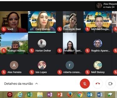 Equipes de Hackathon Agrotech apresentam soluções nessa segunda-feira (30)