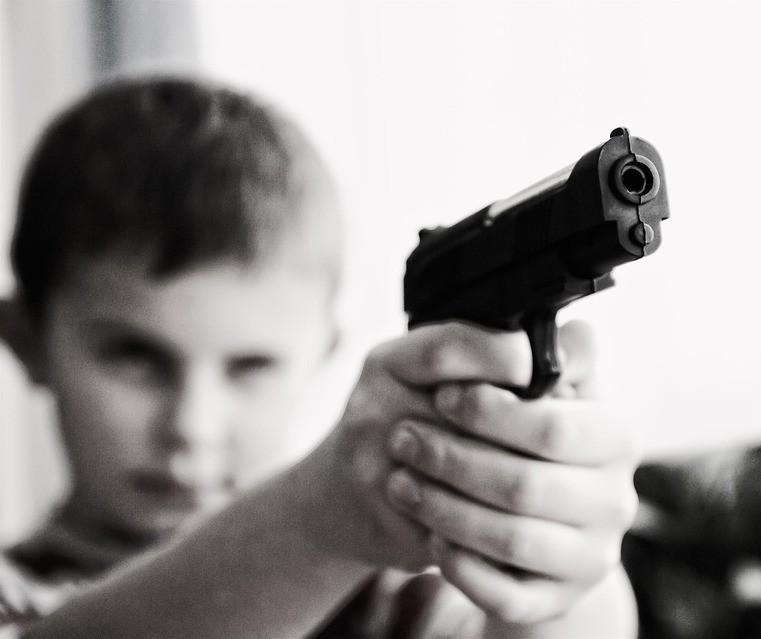 Violência não tem idade