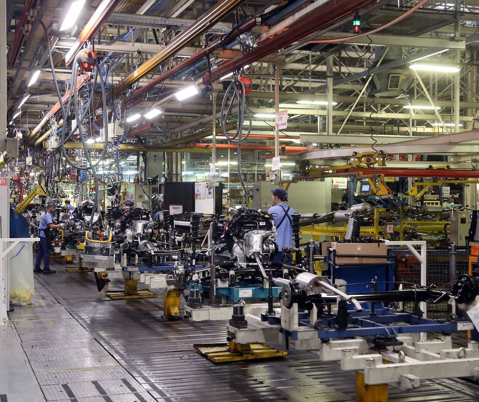 Pesquisa aponta crescimento na confiança do empresário do setor industrial