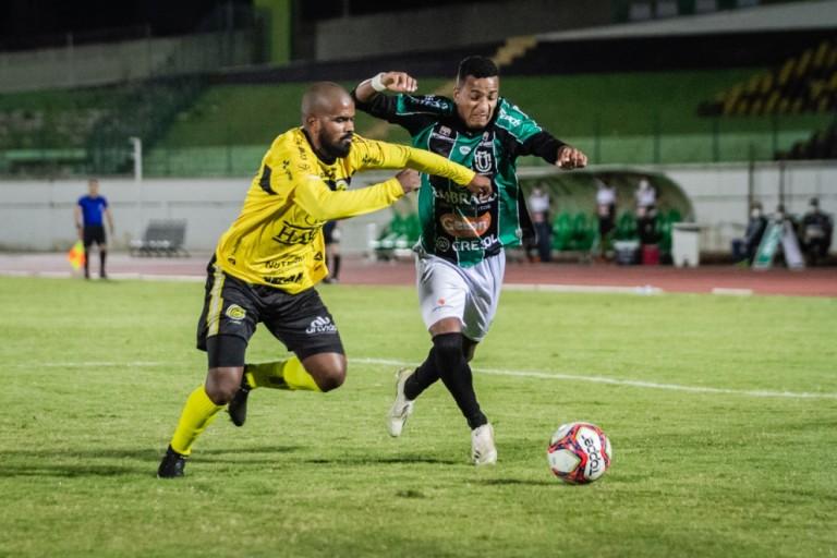 Maringá FC sai na frente, mas cede empate ao Cascavel e segue sem vencer no Paranaense