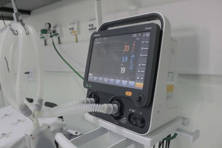 Em procedimento inédito na região, hospital utiliza pulmão artificial em paciente com Covid-19