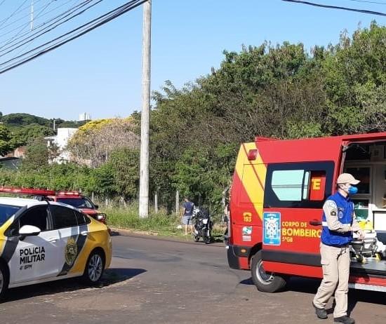 Mulher morre em acidente no Jardim Montreal em Maringá