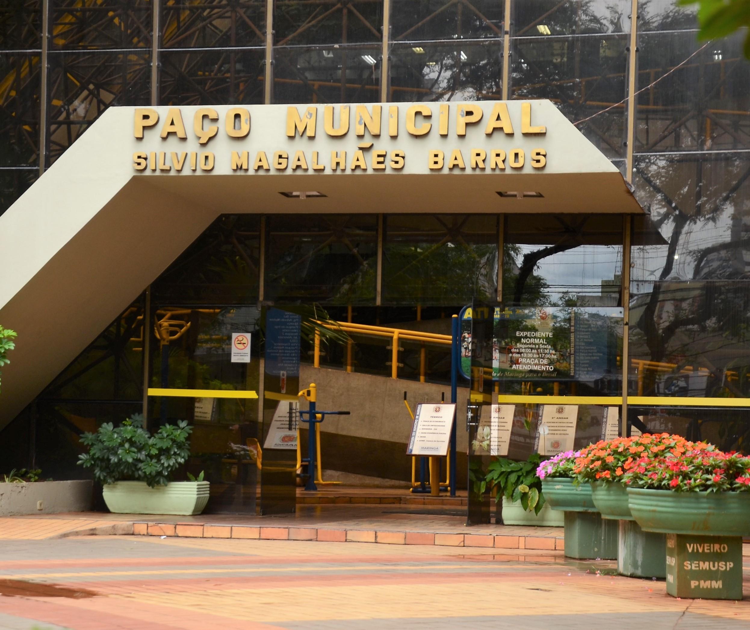 Trâmite para empréstimo de R$ 42 milhões segue na Prefeitura de Maringá