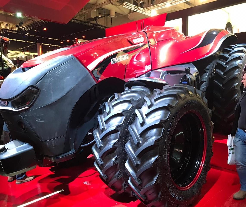 Agritechnica agrega em conhecimento ao produtor