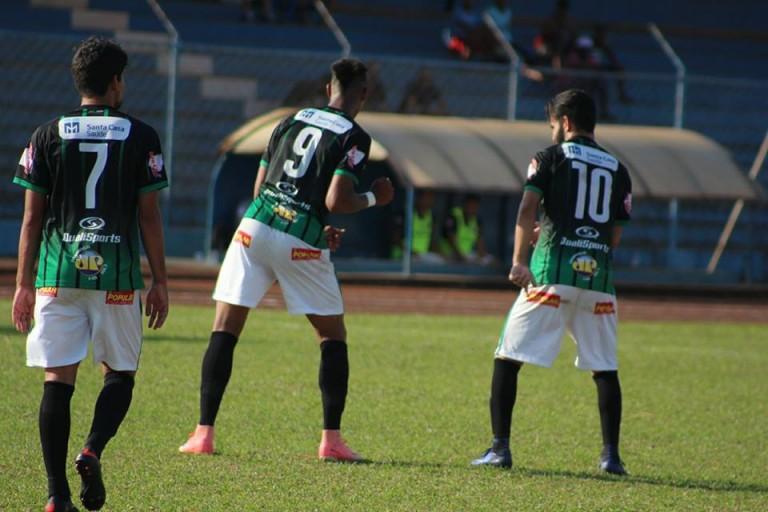 Maringá vence Portuguesa Londrinense na Taça FPF