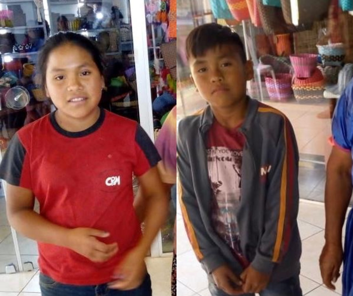 Três crianças indígenas estão desaparecidas em Maringá