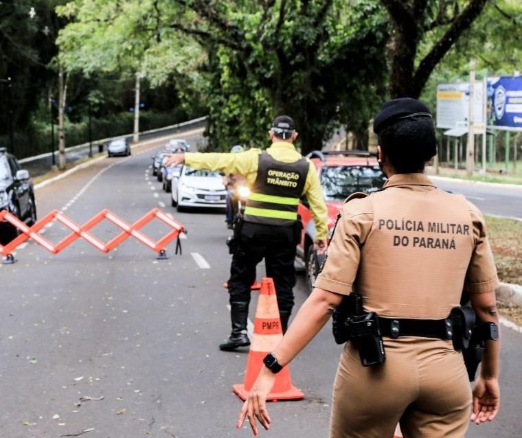 Maringá vai contratar empresa para remover, guardar e leiloar veículos retidos em blitz