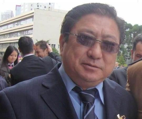 Cortejo fúnebre homenageia médico que morreu de Covid-19 em Maringá