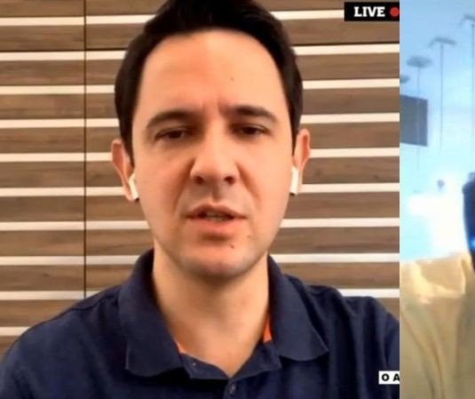 Dias e Valenciano comentam a quantidade de candidatos em Maringá