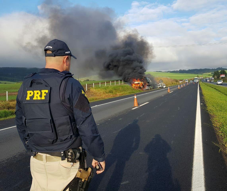 500 pessoas morreram em acidentes em rodovias federais em 2019