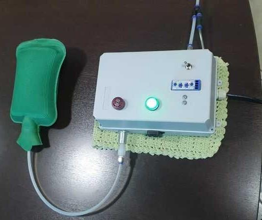 Empresário de Marialva cria respirador para pacientes com Covid-19