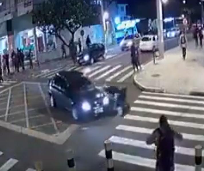 Imagens de acidente podem ajudar a identificar motorista