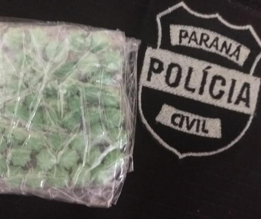 Veterinário é preso com 50 comprimidos da 'droga do amor'