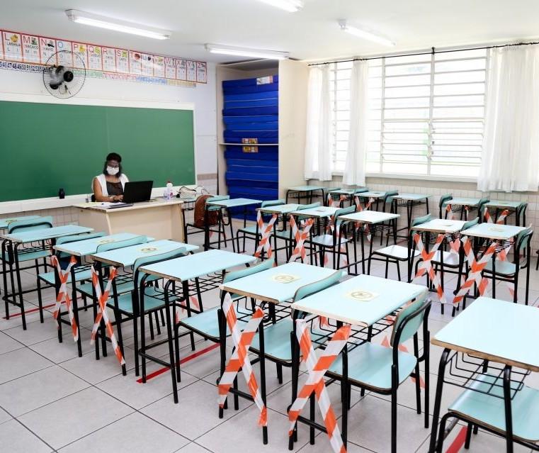 Prefeitura de Maringá pretende retomar aulas presenciais na rede municipal de ensino em 28 de julho