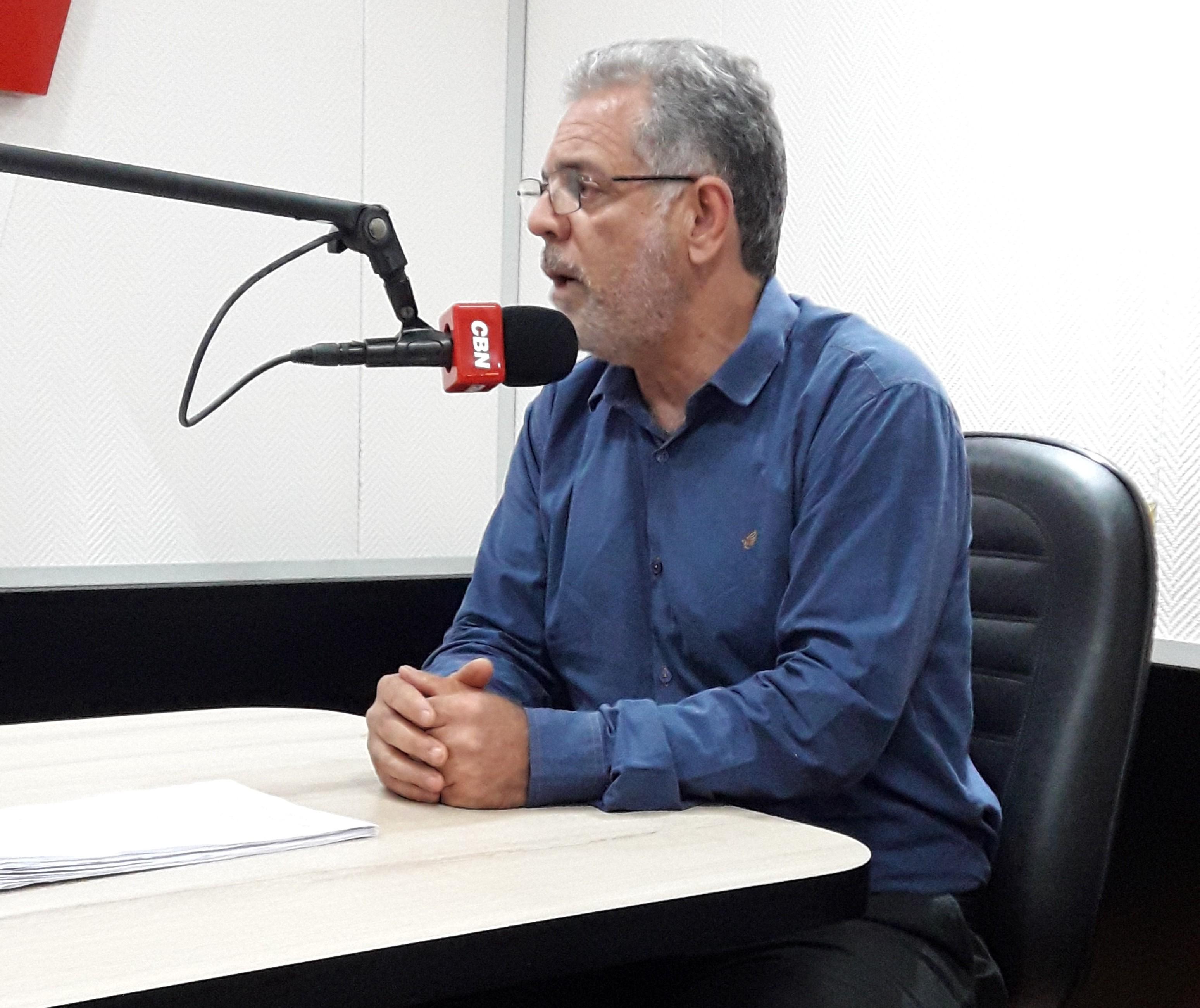 Chico Caiana (PTB) cita o esforço para aprovar Estatuto da Guarda