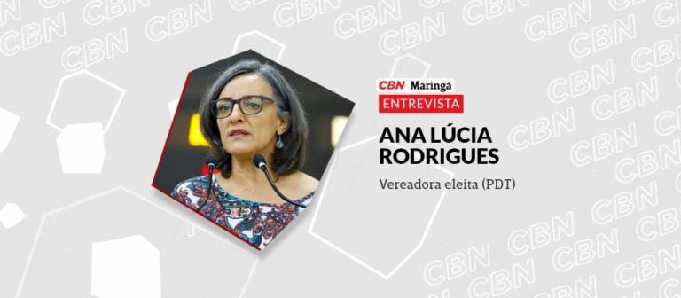 Ana Lúcia Rodrigues (PDT) levará para a Câmara a experiência no Observatório das Metrópoles