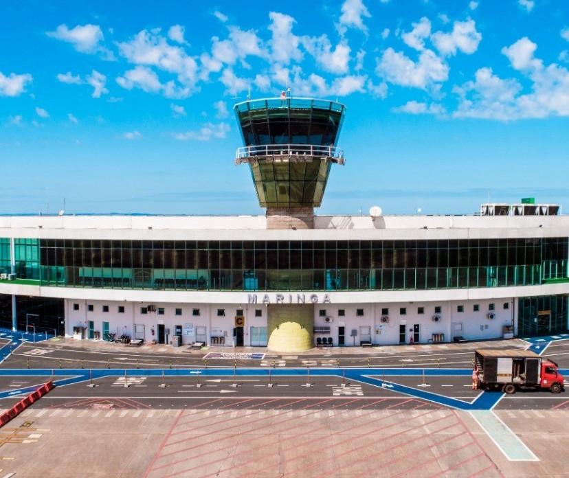Aeroporto de Maringá terá ao menos mais dois voos em maio