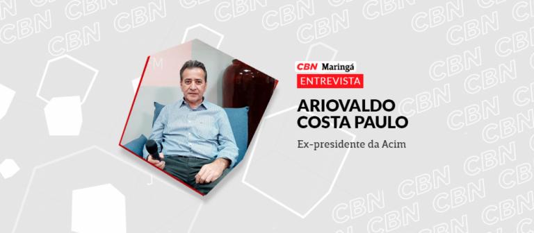 """""""Gerir a Acim é uma faculdade"""", diz ex-presidente Ariovaldo Costa Paulo"""