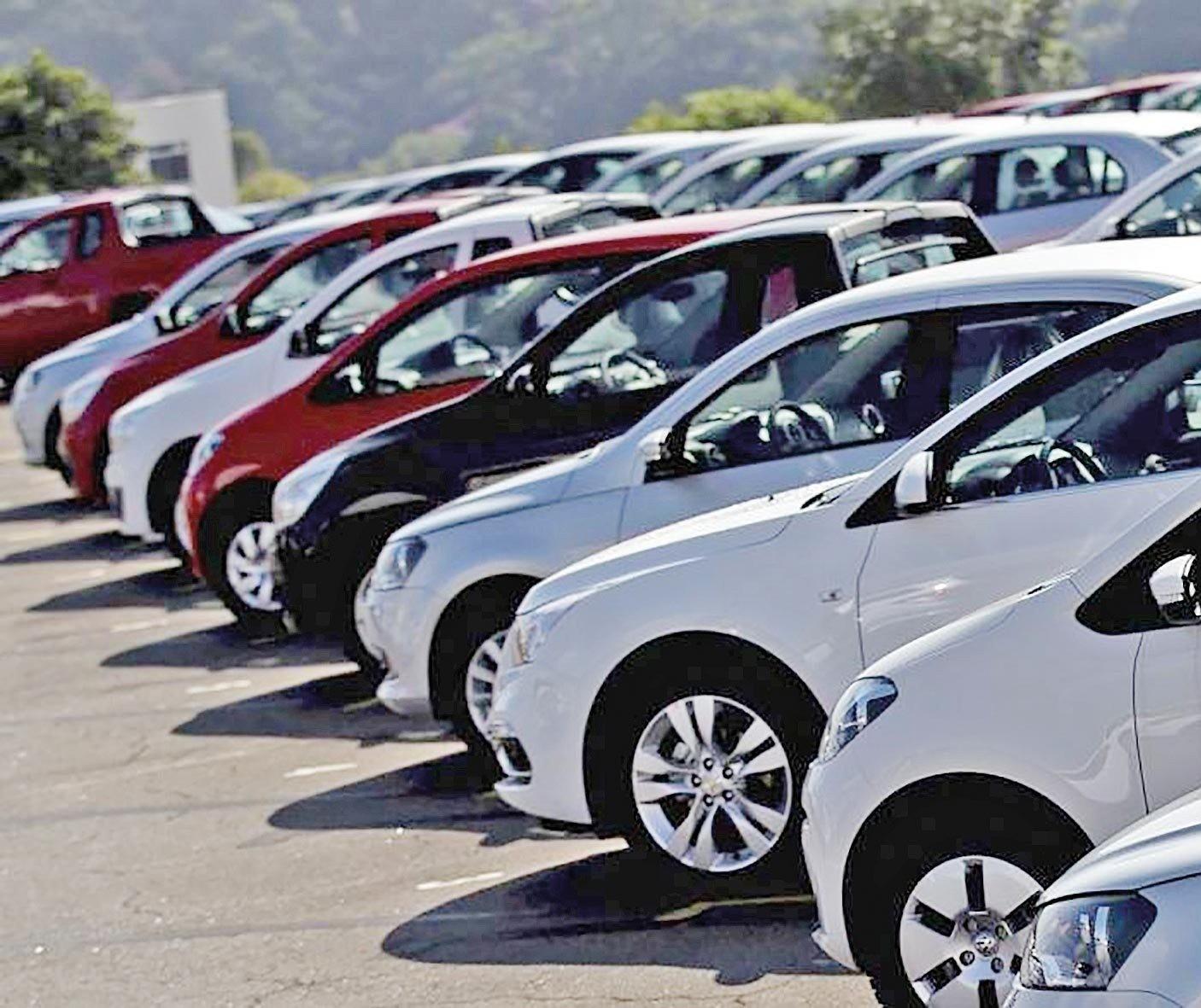 A venda de veículos no Brasil em 2019