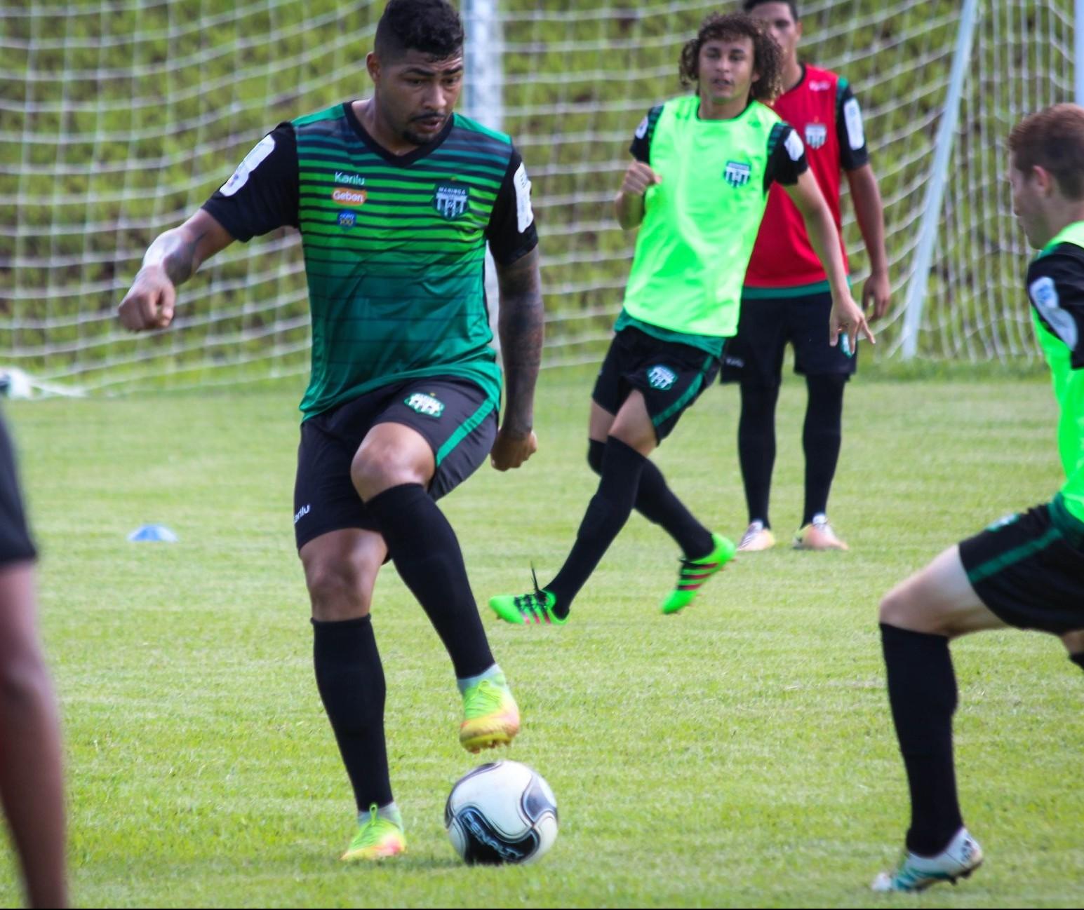 Maringá FC e Cianorte fazem amistoso que termina sem gols