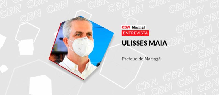 Maringá tem medicamentos para entubação suficientes para 10 a 15 dias, garante o prefeito