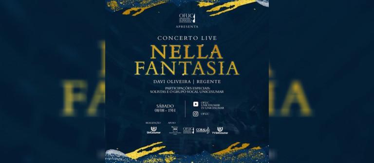 Orquestra Unicesumar apresenta clássicos italianos