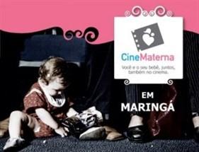 Maringá ganha uma novidade para mães que gostam de cinema e têm filho pequeno