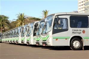 Maringá terá mudanças no transporte coletivo a partir de sábado
