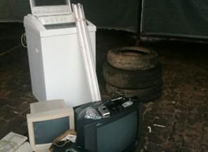 20 toneladas de sucata devem ser recolhidas durante campanha promovida pela associação dos professores da UEM