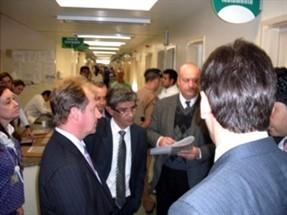 Deputados da CPI dos Leitos voltam a Maringá e visitam Hospital Universitário e Hospital Municipal