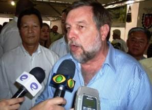 Governador em exercício abre a primeira edição no ano do Paraná em Ação