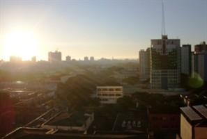 Temperatura nesta manhã em Maringá chegou a 1 grau; este é o dia mais frio do ano
