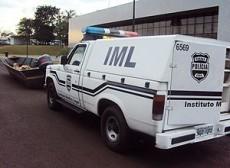 Governo do Estado entrega viatura nova para o IML e anuncia concurso público para breve