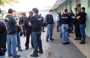 Em menos de uma semana polícia do Paraná prende 250 traficantes de drogas em cidades do interior do Estado