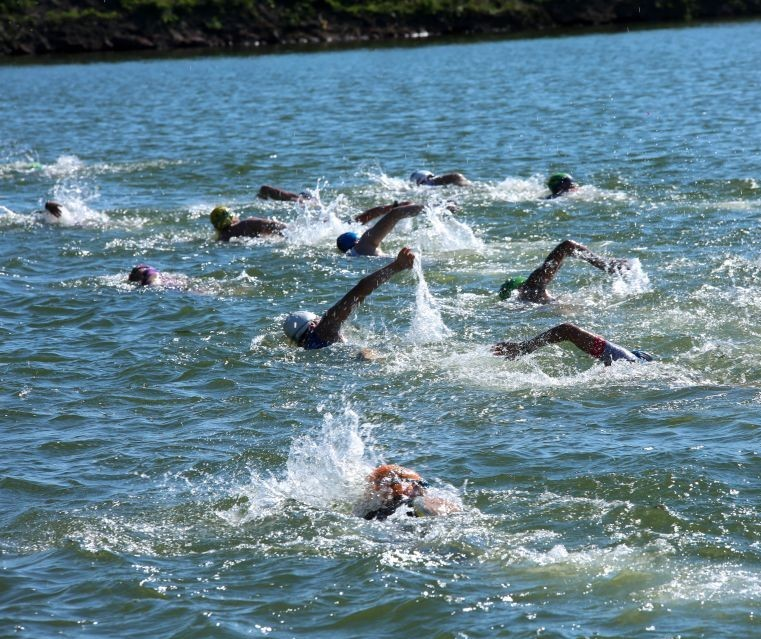 Short Triathlon será nesse domingo (10) no Parque Alfredo Nyfeller