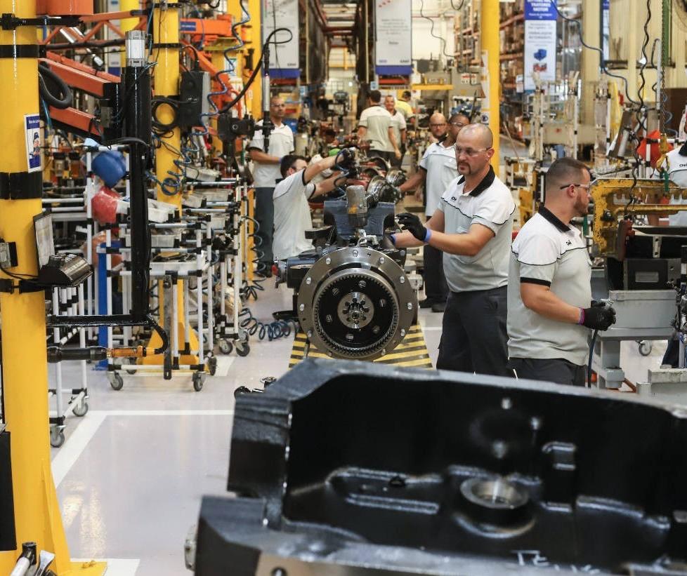 Setor industrial do Paraná cresce 18% no primeiro semestre