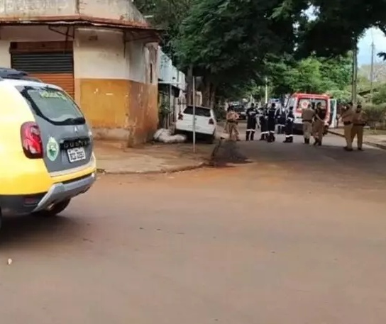 Homem morre em confronto com a Polícia Militar em Paiçandu