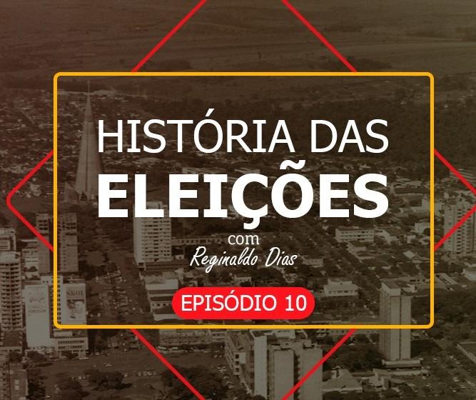 A terceira legislatura da Câmara Municipal - História das Eleições