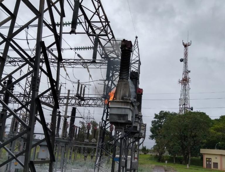 Superaquecimento teria causado 'apagão' em Maringá