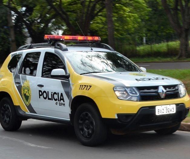 À luz do dia, homem é assassinado no Jardim Paulista em Maringá