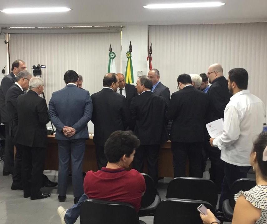 CCJ será presidida pelo vereador  Flávio Mantovani