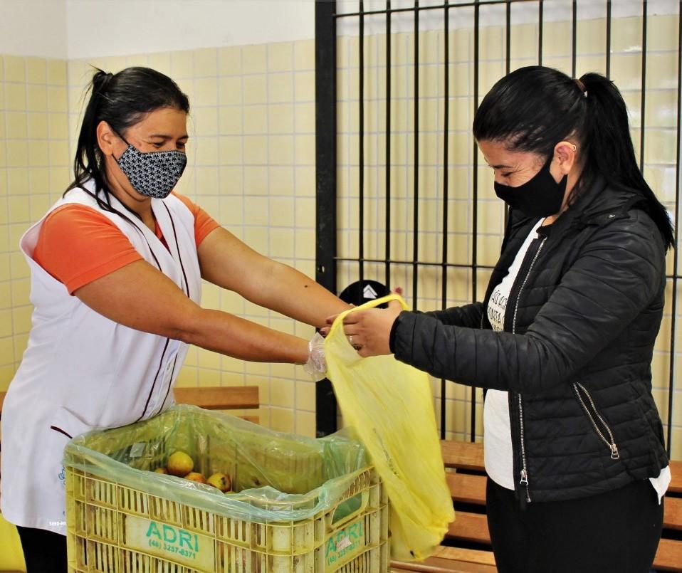 Projetos auxiliam na alimentação da população de baixa renda ou situação de vulnerabilidade social